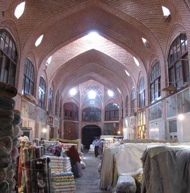 Tabriz Historic Bazaar