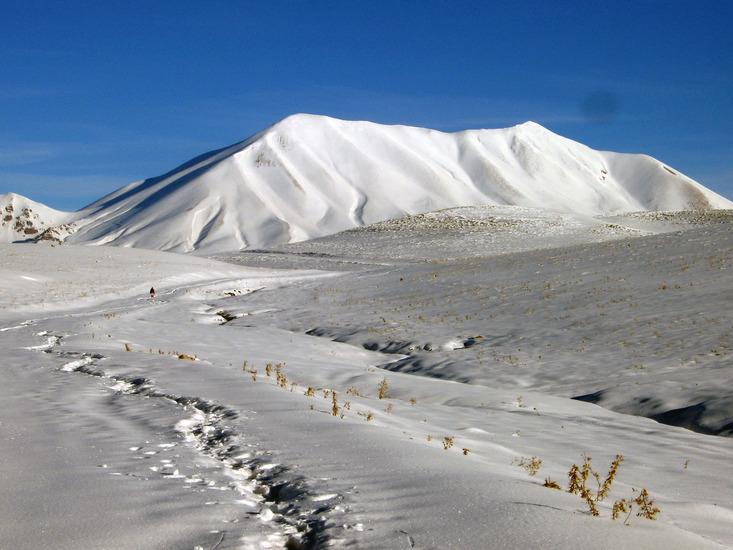 Sahand Mountain