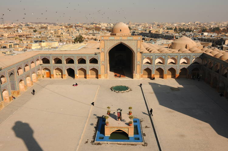 Masjed-e Jome of Isfahan