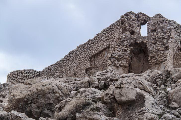 Poskaan castle