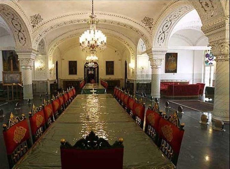 Sahebgharanieh Palace