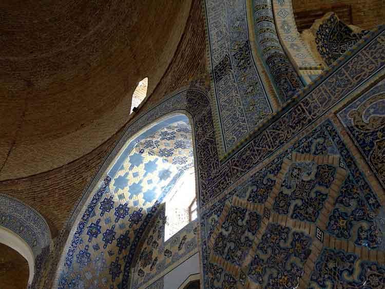 مسجد کبود تبریز  مسجد کبود تبریز