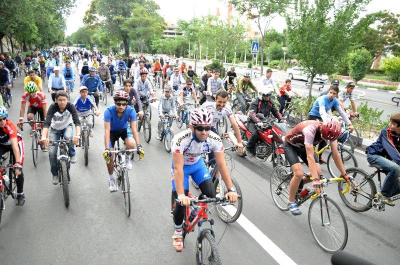 43423 بناب شهر دوچرخه