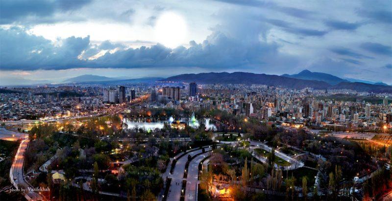 525 شهر تبریز