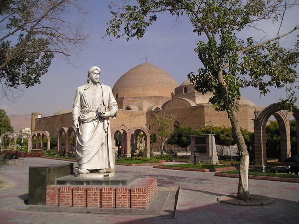 OLYMPUS DIGITAL CAMERA مسجد کبود تبریز