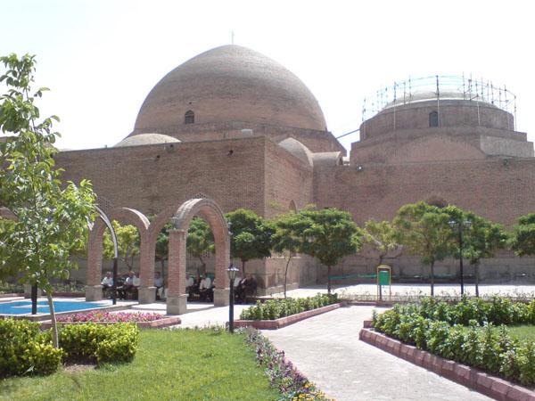 kabood1 مسجد کبود تبریز