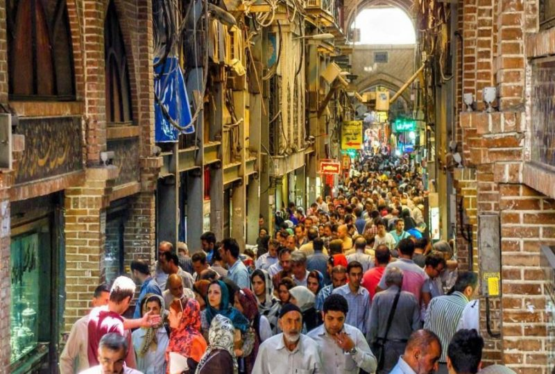 بازار تهران جاهای دیدنی تهران (100 جاذبه گردشگری تهران)