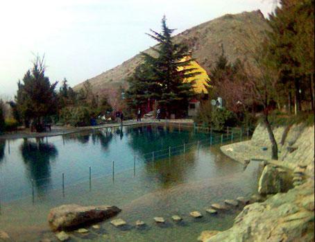 10 پارک معروف تهران  10 پارک معروف و دیدنی تهران