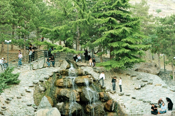 بوستان جمشیدیه
