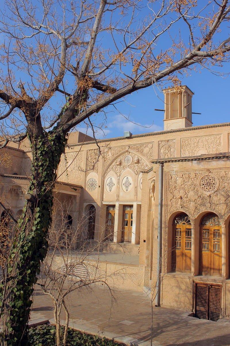 خانه بروجردی خانه تاریخی بروجردی