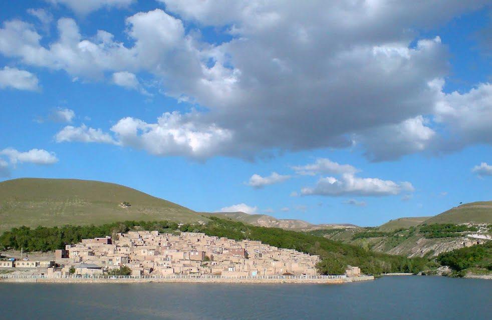 دریاچه سد قشلاق  دریاچه پشت سد قشلاق