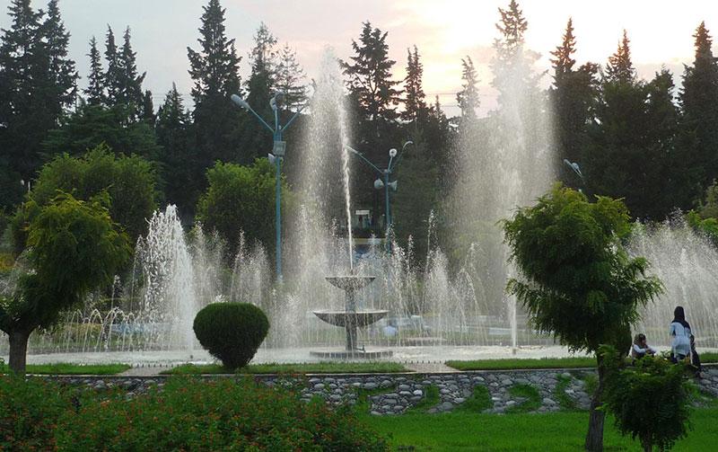 دهکده طلایی آمل 1359358523 پارک دهکده طلایی
