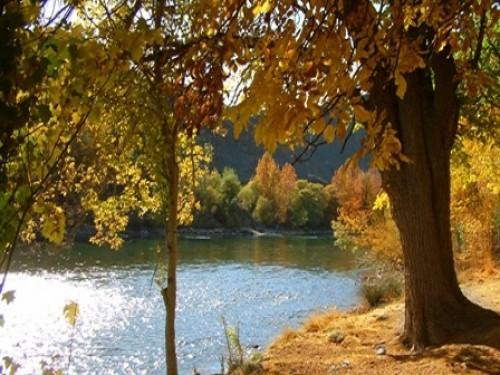 حاشیه رودخانه زاینده رود