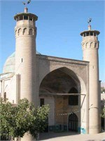 مسجد جامع بروجرد مسجد جامع بروجرد