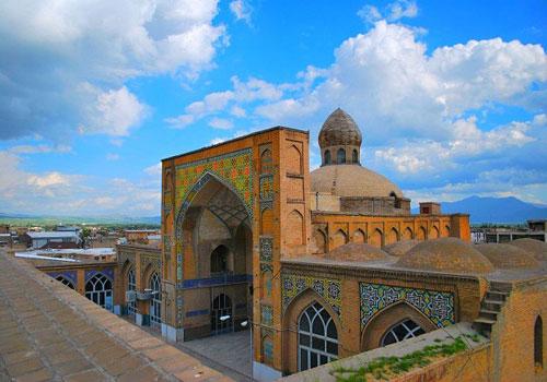 مسجد-سلطانی-بروجرد10 مسجد امام (سلطانی سابق) - بروجرد