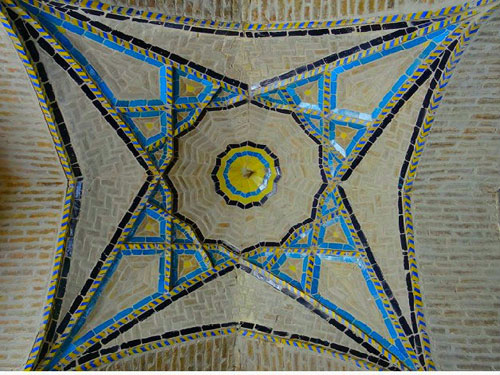 مسجد-سلطانی-بروجرد12 مسجد امام (سلطانی سابق) - بروجرد