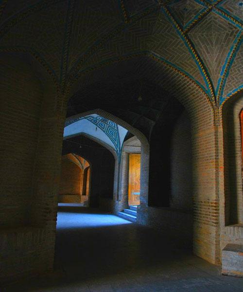مسجد-سلطانی-بروجرد15 مسجد امام (سلطانی سابق) - بروجرد