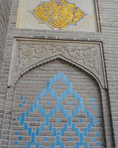 مسجد-سلطانی-بروجرد16 مسجد امام (سلطانی سابق) - بروجرد