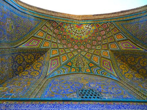 مسجد-سلطانی-بروجرد17 مسجد امام (سلطانی سابق) - بروجرد
