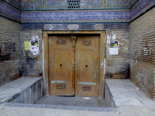 مسجد-سلطانی-بروجرد2 مسجد امام (سلطانی سابق) - بروجرد
