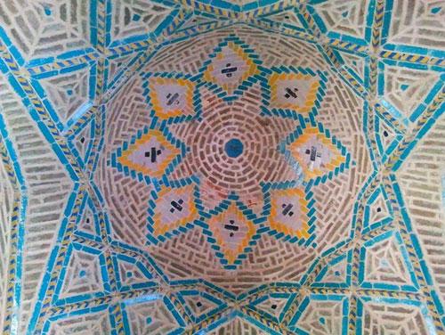 مسجد-سلطانی-بروجرد8 مسجد امام (سلطانی سابق) - بروجرد
