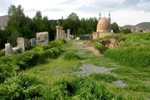 معبد آناهیتا کنگاور