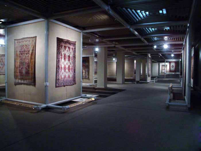 موزه فرش 1