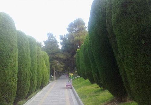 پارک ساعی تهران 10 پارک معروف و دیدنی تهران