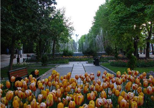 پارک ملت  10 پارک معروف و دیدنی تهران