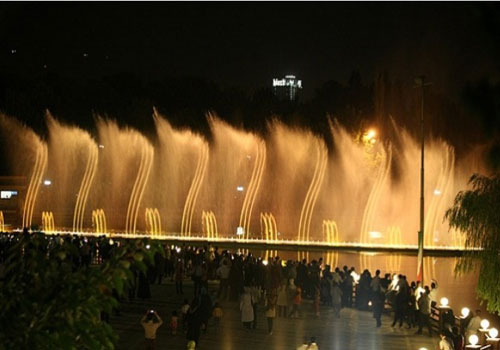 پارک ملت  20 جای دیدنی تهران در تابستان