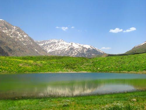 کوه گل 3 دریاچه کوه گل