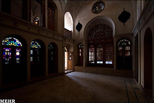 خانه تاریخی عامری ها
