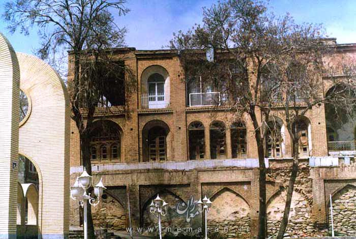 1952 عمارت وکیل الملک سنندج