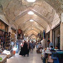 220px-Bazaar_zanjan بازار تاریخی زنجان