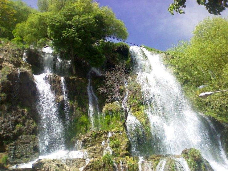 286 آبشار نیاسر