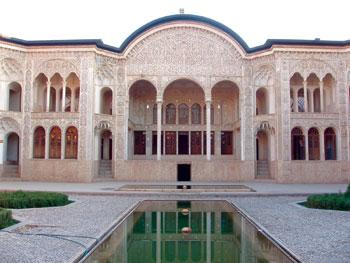 خانه تاریخی طباطبایی