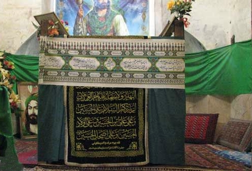 3gonbadan امامزاده زید و رحمان (ع) یا سه گنبدان