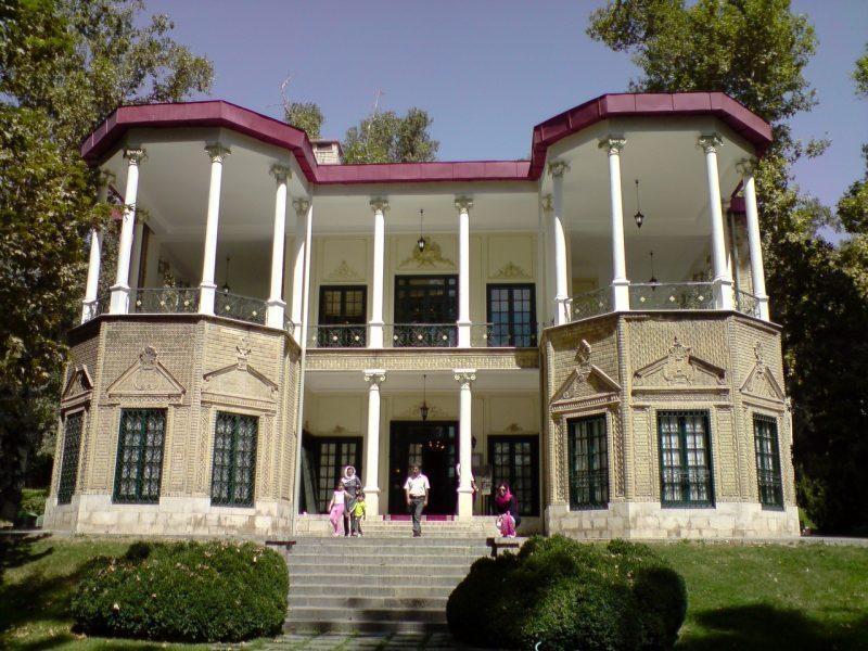 10 کاخ معروف تهران  معرفی 10 کاخ سلطنتی و دیدنی تهران