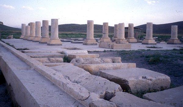 محوطه تاریخی پاسارگاد
