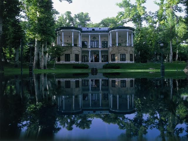 کاخ موزه نیاوران جاهای دیدنی تهران (100 جاذبه گردشگری تهران)