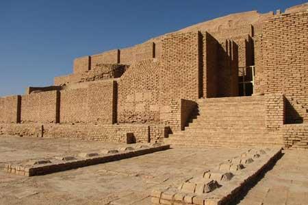 محوطه تاریخی چغازنبیل