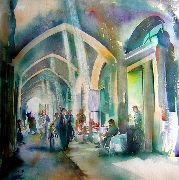 bazar-e-bijar_009 بازار بیجار