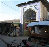 bazar-e-gorgan بازار قدیمی گرگان