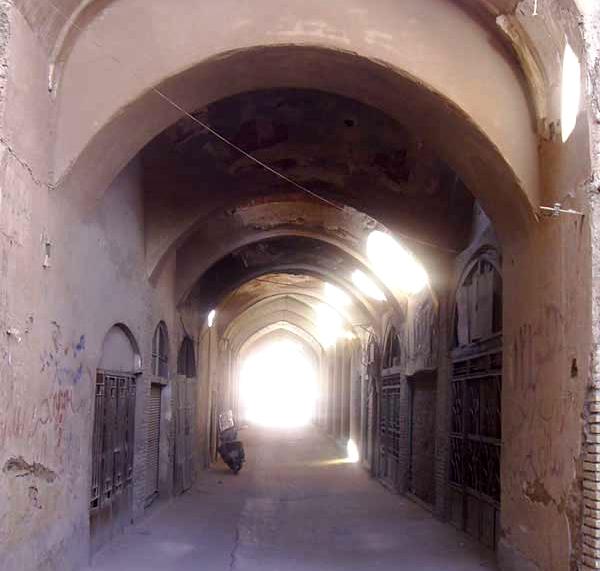 bazare-khan بازارخان یزد