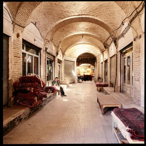 bazarzanjan0 بازار تاریخی زنجان