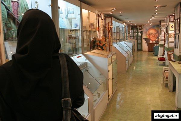 موزه دكتر حسابی