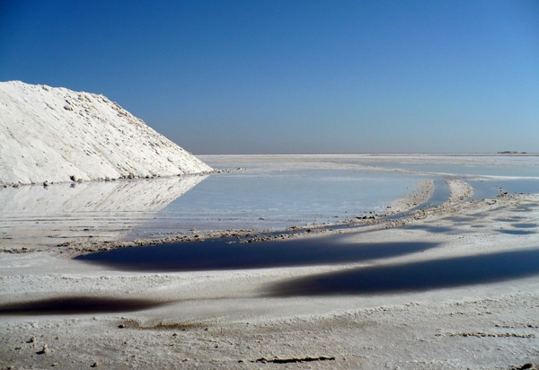 hoz-soltan دریاچه حوض سلطان