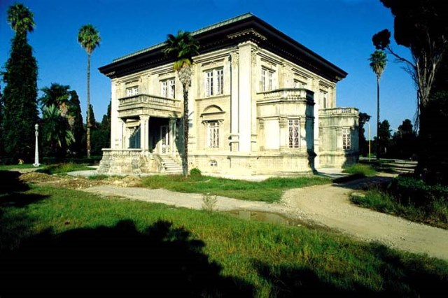 کاخ سلطنتی بابل