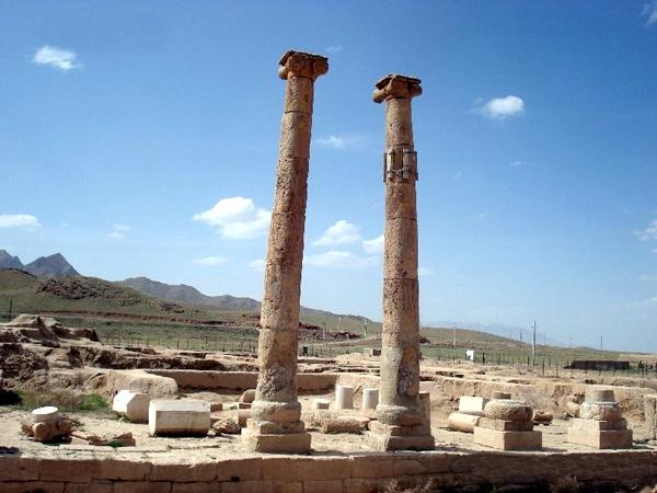 khorheh12 محوطه تاریخی خورهه