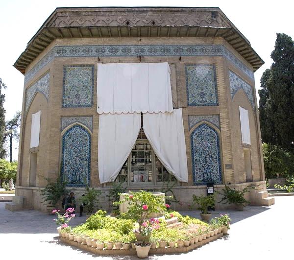 عمارت کلاه فرنگی وکیل شیراز